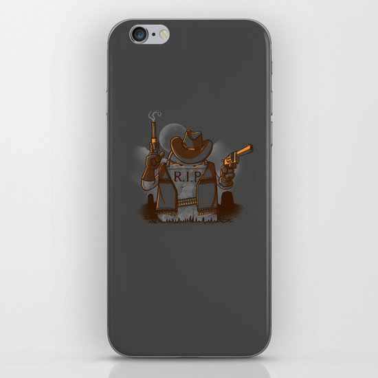 Tombstoned iPhone & iPod Skin