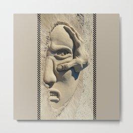 The Sandman Metal Print