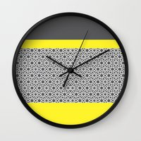 arabic Wall Clocks featuring Arabic by ShivaR