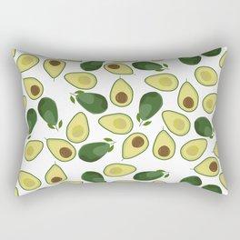 AVOCADO PATTERN - small Rectangular Pillow