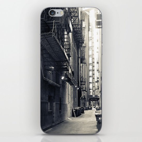 Chicago II iPhone & iPod Skin