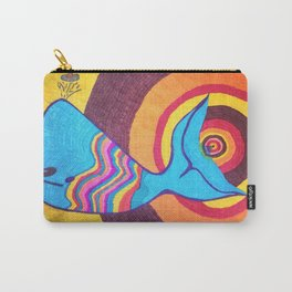 Bruce The Whale Carry-All Pouch