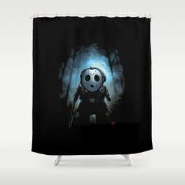 Shyday the 13th Shower Curtain