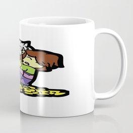 Asriel and Frisk/Chara Coffee Mug