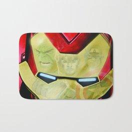 Avengers Reflection Bath Mat