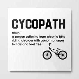 cycopathh Metal Print