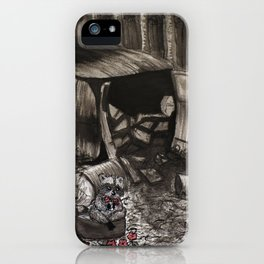 Finding Hope iPhone Case