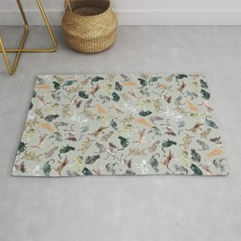 Marble Cats Rug