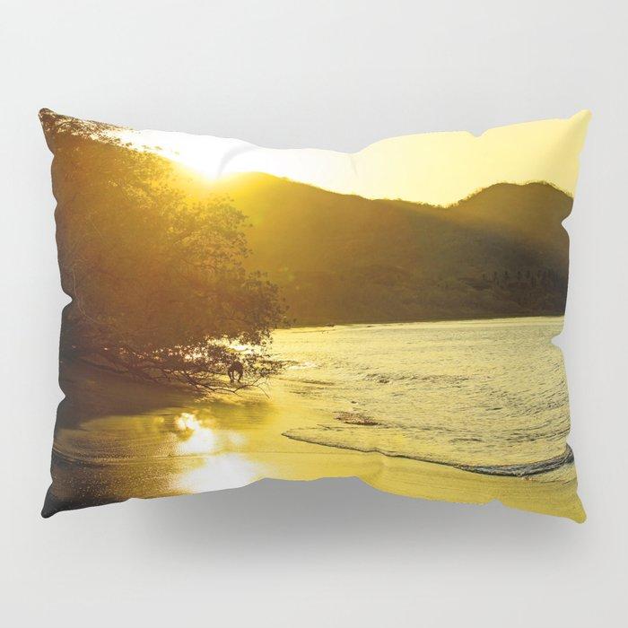 Pacific Sunset Pillow Sham