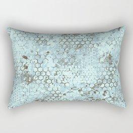 Aqua Odyssey Rectangular Pillow