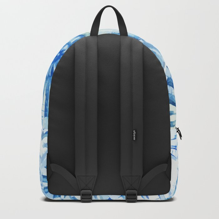 Sea Life Pattern 01 Backpack