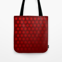 Hexagon Are Pattern Tote Bag