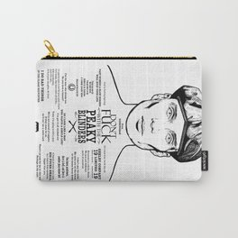 Peaky Blinders - Tattoo Tommy Shelby Carry-All Pouch