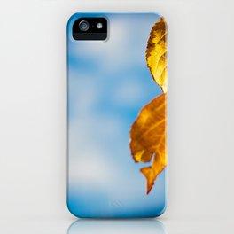 Catchy Autumn iPhone Case