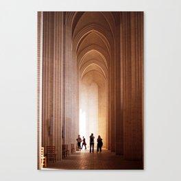 Verticality Canvas Print