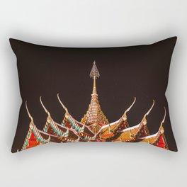 Thai temple Rectangular Pillow