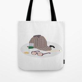 2015: Great Detective Tote Bag