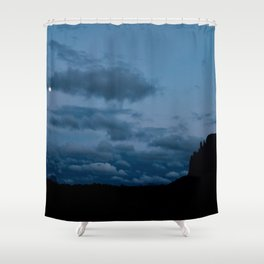 Bright and Early at Oakley Shower Curtain