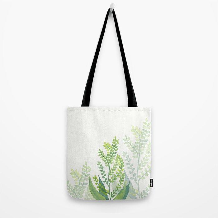 Botanical vibes 06 Tote Bag