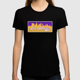 Los Angeles L Classic City T-shirt