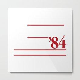 eleven mike 84 Metal Print