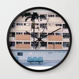 rainbow house (彩虹邨)4 Wall Clock