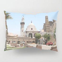 Temple of Luxor, no. 15 Pillow Sham