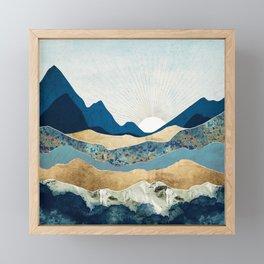 Next Journey Framed Mini Art Print