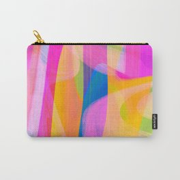 Digital Abstract #4 Carry-All Pouch