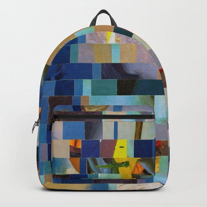 Up The Creek Without A Poodle (Provenance Series) Backpack