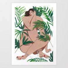 Cornetti Scillia Art Print