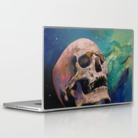 fullmetal alchemist Laptop & iPad Skins featuring The Alchemist by Michael Creese