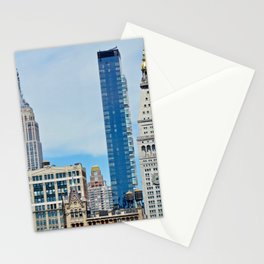 Heights and Sights NYC Stationery Cards