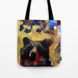 Bear Love Tote Bag