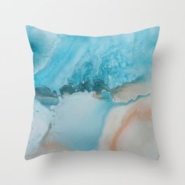My Paradise Throw Pillow