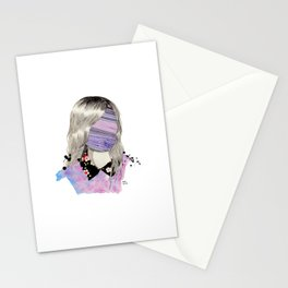 Marble Face Stationery Cards