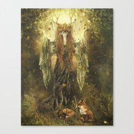 Forest Spirit 11 x 14 Canvas Print
