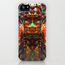 Statues of Honor iPhone Case