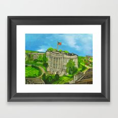 The White House - DC 2011 Framed Art Print