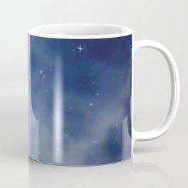 Night sky moon Coffee Mug