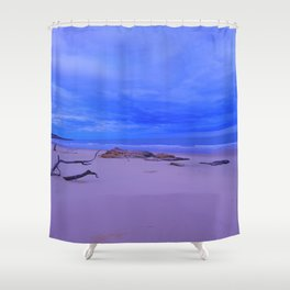 Before the Storm on the Kimberley Coast Shower Curtain