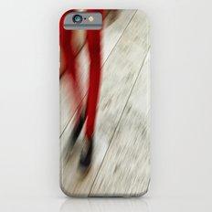 Red Hot Walking iPhone 6s Slim Case