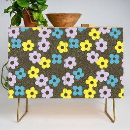 Dots & Flowers Credenza