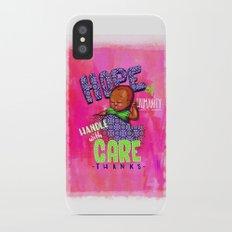 Hope Slim Case iPhone X