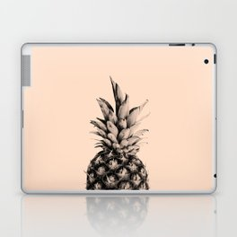Pineapple on Pink Laptop & iPad Skin