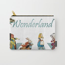 The Road To Wonderland Carry-All Pouch