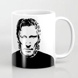 PORTRAIT OF A SUPERSTAR PROGRESSIVE ROCK MUSICIAN Coffee Mug