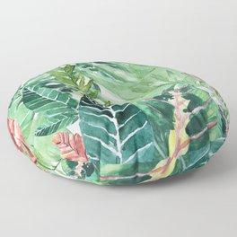 Havana jungle Floor Pillow