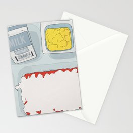 Pizza Friday Stationery Cards