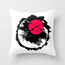 'UNTITLED #04' Throw Pillow